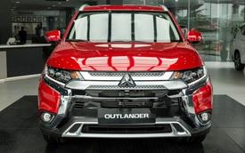 Ra mắt Mitsubishi Outlander 2020 'full option' tại Việt Nam: Giá gần 1,06 tỷ đồng, phả hơi nóng lên Honda CR-V