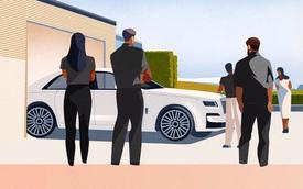 Xem ngay kẻo lỡ: Rolls-Royce Ghost thế hệ mới lộ diện trong teaser hoạt hình đầy bắt mắt