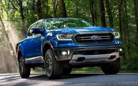 Ford Ranger sẽ chung khung gầm với siêu bán tải F-150