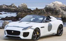 Mới đi có 774 km, Jaguar F-Type Project 7 đã được rao bán