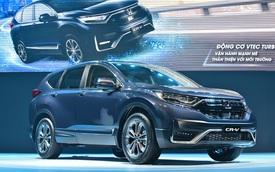 Honda CR-V 2020 lắp ráp giá từ 998 triệu đồng: Tiêu chuẩn hoá công nghệ an toàn 'khủng' đấu Mazda CX-5