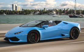 Lấy tiền trợ cấp COVID-19 mua Lamborghini, người đàn ông bị phát hiện vì gây tai nạn bỏ trốn