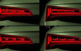 Đèn hậu OLED trên Audi Q5 đời mới đổi giao diện linh hoạt như màn hình