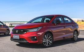 Bản cũ xả hàng, Honda City 2020 động cơ Turbo rục rịch về Việt Nam: Tân vua doanh số phả hơi nóng lên Toyota Vios