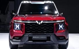 Cận cảnh 'Ford Bronco' của người Trung Quốc: Hiện đại, hầm hố hơn hàng thật