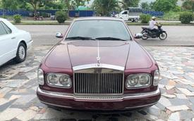 Hàng hiếm Rolls-Royce Silver Seraph giá chỉ hơn 6 tỷ đồng dành cho dân chơi mê sưu tầm