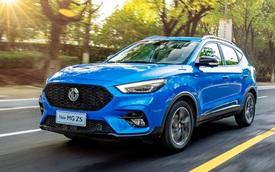 Còn chưa ra mắt tại Việt Nam, MG ZS đã có bản nâng cấp ở nước ngoài nhằm đối đầu với Hyundai Kona và Honda HR-V