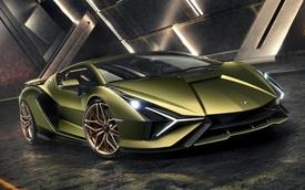 Hậu duệ Lamborghini Aventador sẽ có thiết kế hoàn toàn mới, khác biệt hẳn mọi siêu xe Lamborghini trước đây