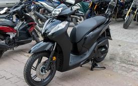 Chi tiết Honda SH300i Total Black 2020 đầu tiên về Việt Nam: Nhập Ý, giá trên dưới 300 triệu đồng