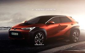 Biết gì về SUV cỡ nhỏ hoàn toàn mới của Toyota?