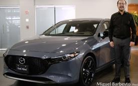 Chưa ra mắt nhưng đây là thông số chính thức của Mazda3 tăng áp