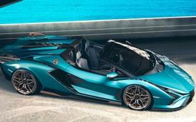 Chủ tịch Lamborghini, Bugatti 'hứa' sẽ dùng động cơ đốt trong lâu nhất có thể