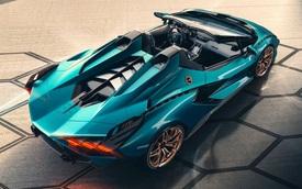 Lamborghini Sián Roadster trình làng: Chỉ 19 chiếc được sản xuất, giá dự kiến gần 4 triệu USD