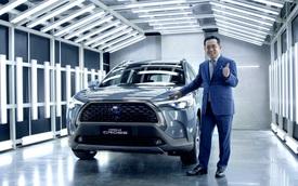 Toyota Corolla Cross ra mắt: Bom tấn SUV đấu Honda CR-V về Việt Nam chỉ tính bằng ngày