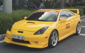 Khám phá Toyota Celica GT hàng hiếm tại Việt Nam của vlogger Andy Vu