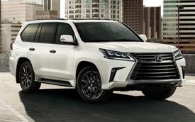 Hé lộ đội hình 3 'bom tấn' mới của Lexus: Đàn anh LX 570, SUV chuyên off-road và xe điện là những cái tên tiềm năng