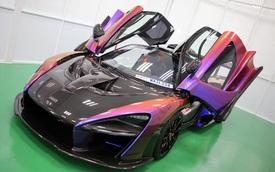 Điểm mặt những mẫu siêu xe đắt nhất Việt Nam trước khi Lamborghini Centenario Roadster về nước, ngả mũ trước độ chịu chơi của đại gia Việt