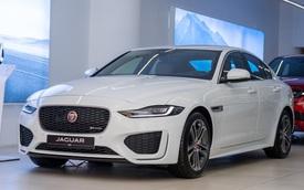 Chi tiết Jaguar XE 2020 bản thấp vừa về đại lý: Giá từ 2,61 tỷ đồng, 'chung mâm' Mercedes C-Class, BMW 3-Series và Audi A4