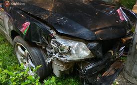 """Nhân chứng kể lại giây phút kinh hoàng xe Camry tông hàng loạt xe máy ở Sài Gòn: """"Người bị thương nằm la liệt, chảy máu nhiều lắm"""""""