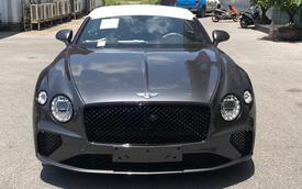 Bentley Continental GT V8 thế hệ mới đầu tiên Việt Nam đã có chủ, giá hơn 700.000 USD
