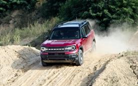 Đại gia Việt sẽ chỉ có thể đặt mua Ford Bronco từ Mỹ vì lý do sau