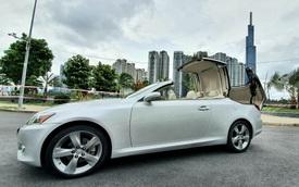 Góc giữ giá: Lexus IS 250C 9 năm tuổi có chào bán 1,4 tỷ đồng, đắt ngang Mercedes-Benz C 180 2020