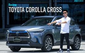 Đánh giá nhanh Toyota Corolla Cross: Quá sớm để khen, quá vội để chê