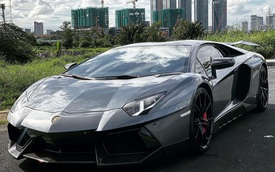 Chia tay doanh nhân Đà Nẵng, Lamborghini Aventador trở về màu nguyên bản để tìm kiếm chủ nhân tiếp theo