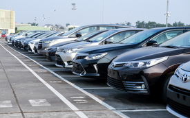 Hãng nào bán được nhiều xe nhất tại thị trường Việt Nam?