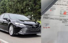 'Giật mình' với chi phí hơn 100 triệu đồng thay thế đầu đĩa DVD của Toyota Camry: Gần bằng chiếc Honda SH150