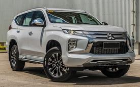 Mitsubishi Pajero Sport 2020 nhận cọc tại đại lý, sẵn sàng ra mắt chạy đua với Toyota Fortuner 2021
