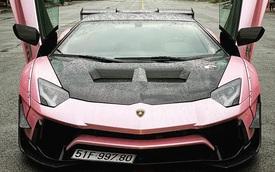 Doanh nhân Đà Lạt chia tay 'siêu phẩm' Lamborghini Aventador độ Liberty Walk phiên bản giới hạn
