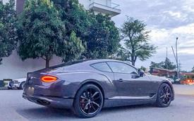 Bentley Continental GT V8 đầu tiên Việt Nam về tay đại gia Hải Phòng, thuộc bộ sưu tập xe cực khủng