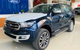 Đại lý dọn kho Ford Everest: Giảm kỷ lục 200 triệu đồng, thấp nhất từ trước tới nay tại Việt Nam