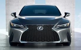 Lexus IS 2021 trở lại Việt Nam với 3 phiên bản, đối đầu Mercedes-Benz C-Class và BMW 3-Series