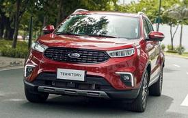 Ford Territory rục rịch về Việt Nam, đối đầu Honda CR-V: SUV 'thế chân' Escape với nguồn gốc gây chú ý