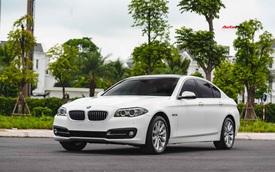 Ngang giá VinFast Lux A2.0, BMW 520i bán lại sau quãng đường đáng kinh ngạc