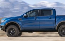 Ford đang phát triển một phiên bản Ranger lấy ý tưởng từ 'đàn anh' F-Series Super Duty Tremor