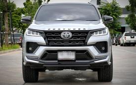 Đại lý ồ ạt nhận đặt cọc Toyota Fortuner 2020: Xe về giữa tháng 9, giá tăng nhẹ, bản máy dầu lắp ráp trong nước