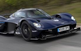 Đại gia Việt có muốn cũng chưa thể tậu siêu phẩm Aston Martin Valkyrie vì lý do này