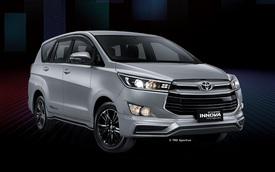 Toyota Innova TRD Sportivo - Phiên bản cuối cùng trước khi mẫu xe mới xuất hiện
