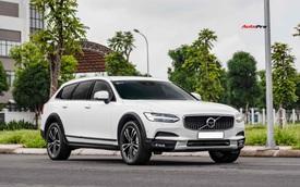 'Hàng hiếm' Volvo V90 Cross Country bán lại rẻ hơn mua mới 800 triệu, mức ODO đáng kinh ngạc sau 2 năm