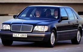 Mercedes-Benz S-Class suýt có động cơ W18 8.0L nhiều hơn cả Bugatti nhưng rồi...