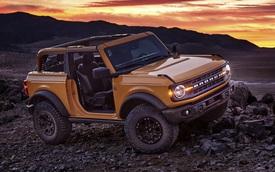 Xe điện lên ngôi: SUV off-road Ford Bronco hầm hố là thế nhưng cũng đứng trước khả năng điện hóa