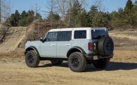Ford bắt tay với các hãng độ để đảm bảo chiều lòng fan Bronco