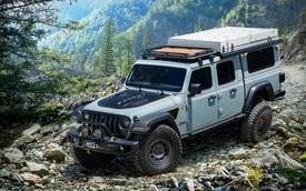 Jeep Gladiator Farout - Xe dành cho người thích đi du lịch dài ngày