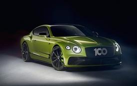 Bentley xuất xưởng chiếc Pikes Peak Continental GT đầu tiên