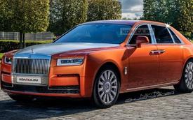 Rolls-Royce thử nghiệm xe siêu sang bí ẩn: Một siêu phẩm hàng triệu USD sắp lộ diện?