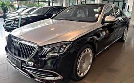 Đại lý bán Mercedes-Benz S 450 L tặng kèm gói độ Maybach giá gần 400 triệu đồng
