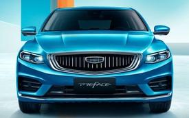 Hãng xe Trung Quốc Geely khoe nội thất của xe đỉnh nhất từ trước tới nay, dùng chung khung gầm với Volvo